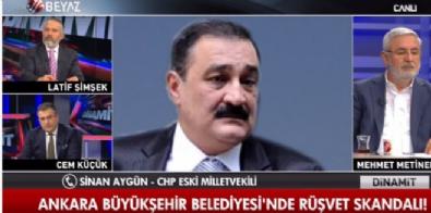 sinan aygun - Sinan Aygün: 25 milyon rüşvet istediler!