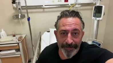 Cem Yılmaz hastanelik oldu!