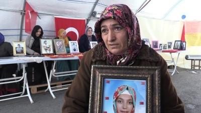 Diyarbakır annelerinin evlat nöbeti 114'üncü gününde - DİYARBAKIR