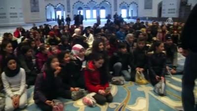 Gümüşhaneli öğrenciler İstanbul'u gezdi - İSTANBUL