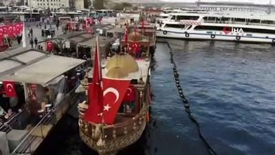 Eminönü'ndeki tarihi balıkçılara ilişkin yeni karar