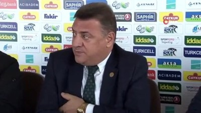 """Hasan Kartal: """"Nüfus kağıdında Rize yazan herkesin Rizespor'u tuttuğu gün büyük kulüp olacağız'"""