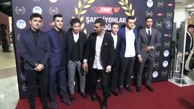 TMF 'Şampiyonlar Ödül Töreni' - SAKARYA