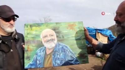 ucak bileti -  Karadeniz'in sevilen sanatçısı Engin Alptekin İsina Dağı'nda inzivaya çekildi