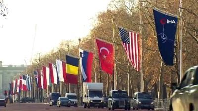 - NATO Liderler Zirvesi Londra'da