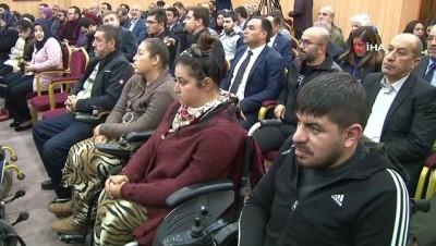engelliler gunu -  Sancaktepe'de Engelsiz Teknoloji Geliştirme Merkezi Tanıtım Toplantısı yapıldı