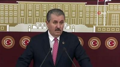 """hakkaniyet -  BBP Genel Başkanı Destici: """"Asgari ücretin 2 bin 475 lira olmasını teklif ediyoruz"""""""