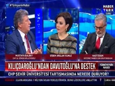 mustafa balbay - Mustafa Balbay'dan güldüren açıklamalar!