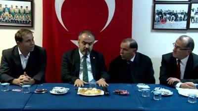 Bursa'da gönül ittifakıyla tam yol ileri