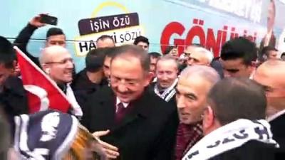 Özhaseki: 'Bir daha PKK belası çıkamayacak' - ANKARA