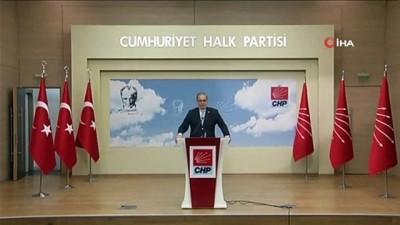 adalet yuruyusu -  CHP PM'den Eren Erdem'e açlık grevini sonlandırma çağrısı
