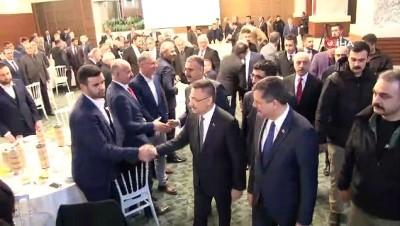 ilac uretimi -  Cumhurbaşkanı Yardımcısı Oktay'dan savunma ve sağlık sektörüne ilişkin açıklama