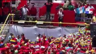 saldirganlik - GÜNCELLEME - Venezuela'dan Kolombiya ile ilişkileri kesme kararı - CARACAS