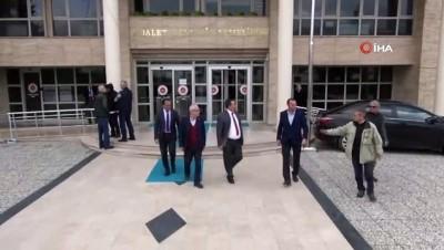 Adaylığı düşürülen Saruhan, İl Seçim Kurulu'nun kararını YSK'ya taşıyor