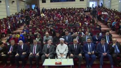 """Diyanet İşleri Başkanı Erbaş: """"Bir arada yaşama ahlakına halel getiren tefrika faaliyetlerine karşı uyanık olmalıyız"""""""