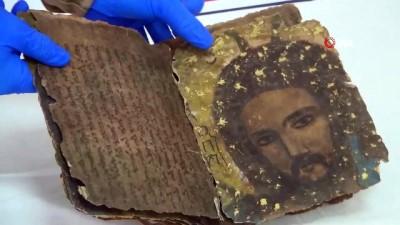 il jandarma komutanligi -  800 yıllık kitabın değeri milyon dolarlarla ifade edildi