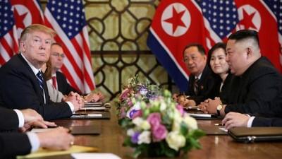 Beyaz Saray: ABD ve Kuzey Kore nükleer anlaşma konusunda uzlaşamadı