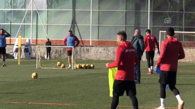 Kayserispor'da Fenerbahçe maçı hazırlıkları - KAYSERİ