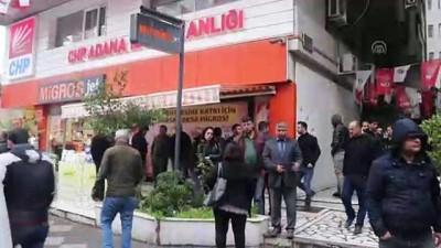 adalet yuruyusu - Karataş Belediye Başkanı Ünal, partisinden istifa etti - ADANA