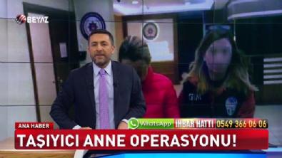 İstanbul'da taşıyıcı anne operasyonu