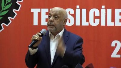 Van Büyükşehir Belediyesinde toplu iş sözleşmesi