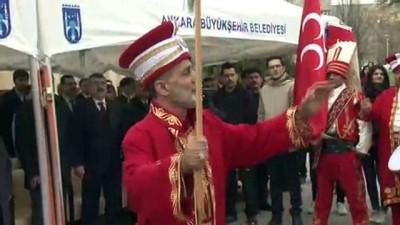 Milli Eğitim Bakanı Ziya Selçuk: ''İstiklal Marşı aynasından kendimize şekil verdikçe Türk milleti devletiyle ilelebet payidar kalmaya devam edecektir''