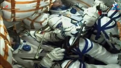 uzay istasyonu -  - Tarihte ilk kez 2 kadın uluslararası uzay üssünde görev yapacak