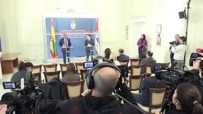 'Sırbistan'ın terör saldırısıyla hiçbir alakası yoktur' - BELGRAD