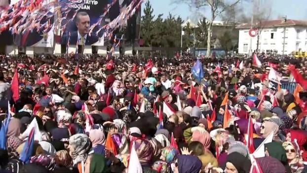 "firtina obusu -  Cumhurbaşkanı Erdoğan:""Bay Kemal var ya bu çok garip bir adam"""