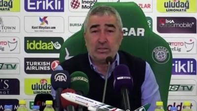 """Aybaba: """"Bu maçın dönüm noktası olduğunu söylememiz için Ankaragücü maçını kazanmamız gerekiyor"""""""