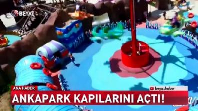 Ankaralılar Ankapark'a akın etti