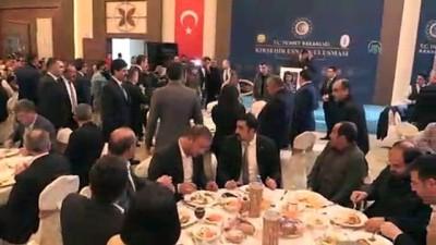 Bakan Pekcan: 'İhracata verilen desteklerde tasarrufumuz yok' - KIRŞEHİR