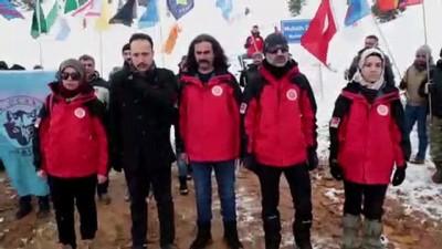 Muhsin Yazıcıoğlu Keş Dağı'nda anıldı - KAHRAMANMARAŞ