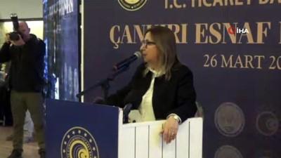 Bakan Pekcan: 'Cumhuriyet tarihinin en büyük ihracatını yaptık'