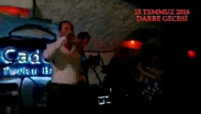 CHP'li başkanın skandal görüntüleri!