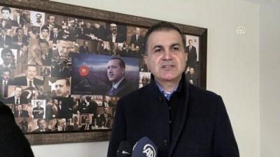 saldirganlik - AK Parti Sözcüsü Çelik: 'Hakareti yokluğa mahkum eden asil bir tavır sergilemiş' - ADANA