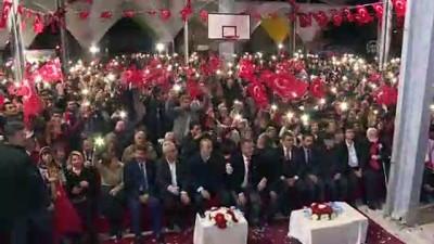 milli gorus - Çavuşoğlu: 'Sen FETÖ'nün kuklası olmuşsun' - ANTALYA