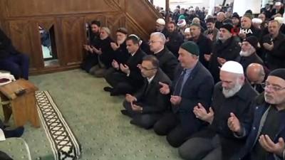 yeni cami -  Taşınan Eski Orta Cami hizmete açıldı