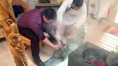 dumanli - Moğolların sıra dışı pişirme yöntemi: Boğduk - ULANBATOR