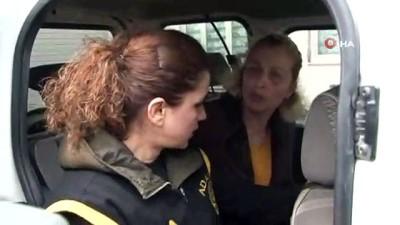 Tesettürlü kadınlara saldıran şahıs serbest bırakıldı