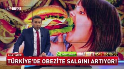 Türkiye'de obezite salgını giderek artıyor