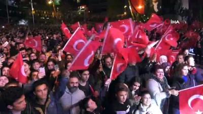 Atatürk'ün Antalya'ya gelişinin 89. yılı Koray Avcı konseriyle kutlandı