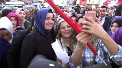 AK Parti Genel Başkan Yardımcısı Fatma Betül Sayan Kaya'dan ev hanımlarına müjde