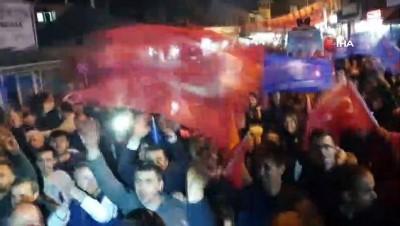 secim yarisi -  Orhaneli Belediye Başkan Adayı Ali Aykurt zaferini kutladı