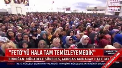 golbasi - Cumhurbaşkanı Erdoğan: Acırsak acınacak hale geliriz