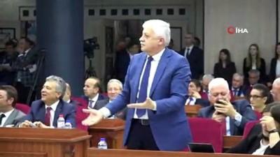 balaban - CHP'liler belediye meclisinde olay çıkardı