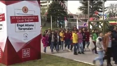cocuk senligi -  Atlı Spor Kulübü'nden çocuklar için eğlenceli 23 Nisan etkinliği