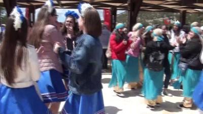 cocuk senligi -  Dünya çocukları 'Dostluk Festivali'nde buluştu