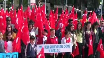 makam koltugu -  Burdur Valisi'nin koltuğunda özel öğrenci  Videosu