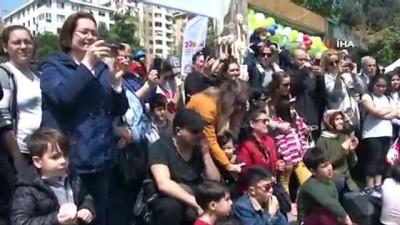 cocuk senligi -  Kadıköy'de 23 Nisan Çocuk Bayramı coşku ile kutlandı